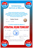 EUROPEAN WELDING TECHNOLOGIST